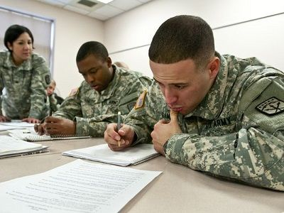 Armed Services Vocational Aptitude Battery